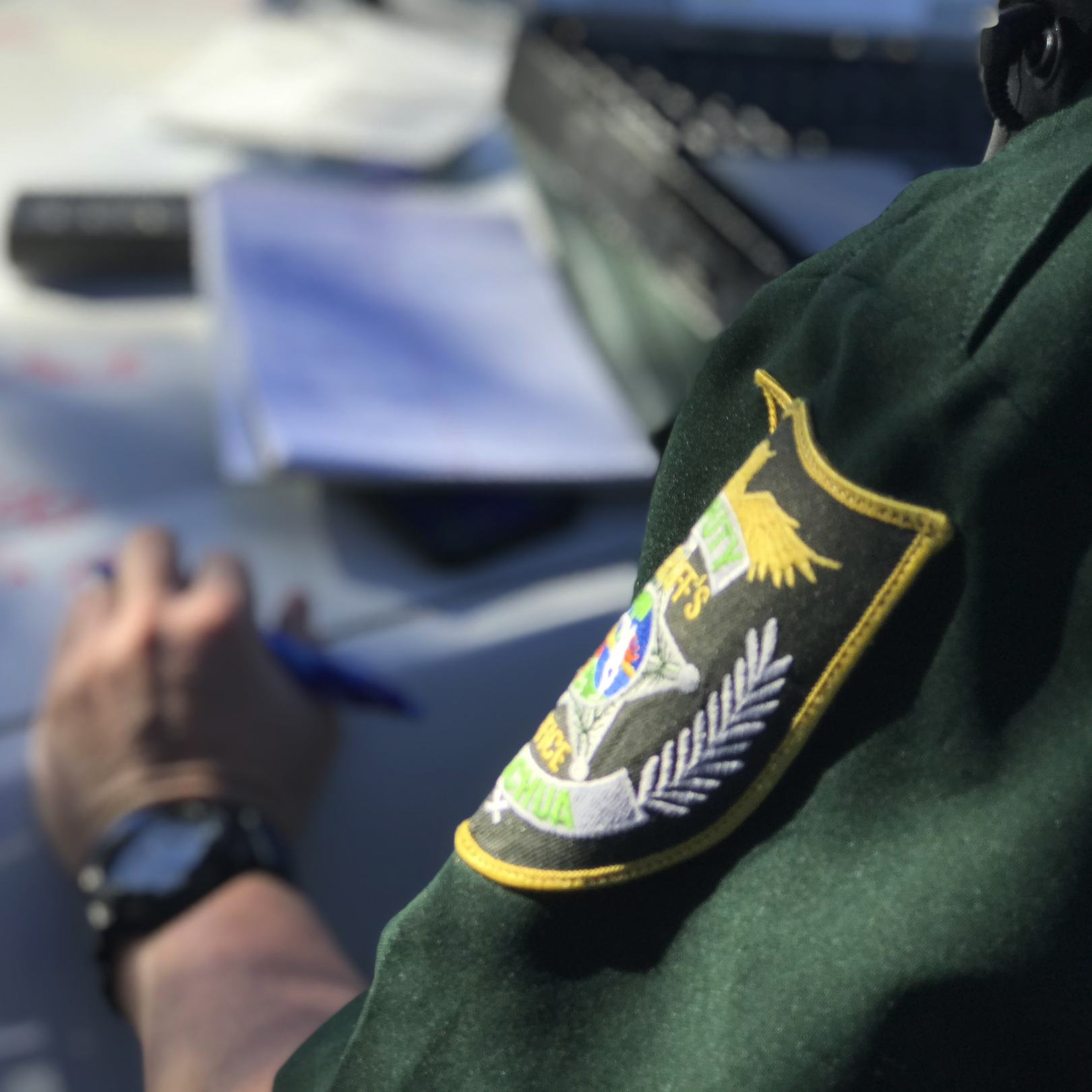 What's Happening Now at the Alachua County Sheriff's Office: News Releases, Offender Information, and Messages from your Sheriff